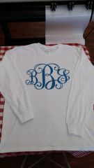 custom long sleeve shirt