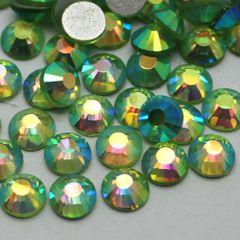 peridot ab ss20 (light green ab)