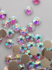 100 gross swarovski cut (2088) large pack crystal ab