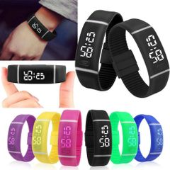 Digital Wrist Watch Unisex