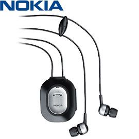 Nokia BH-103 Bluetooth Stereo Headset with Mic