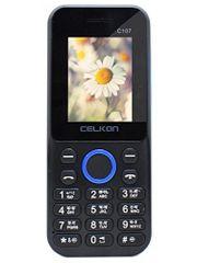 Celkon C107 Black
