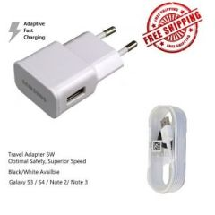 Samsung Universal Mobile Charger USB Power Wall Adapter
