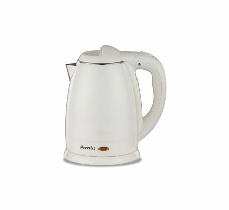 Preethi Snow White 1.2-Litre Electric Kettle