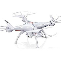 Drone Quadcopter 2.4G 6-Channel Without Camera