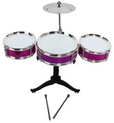Musical Jazz Drum Set Toy