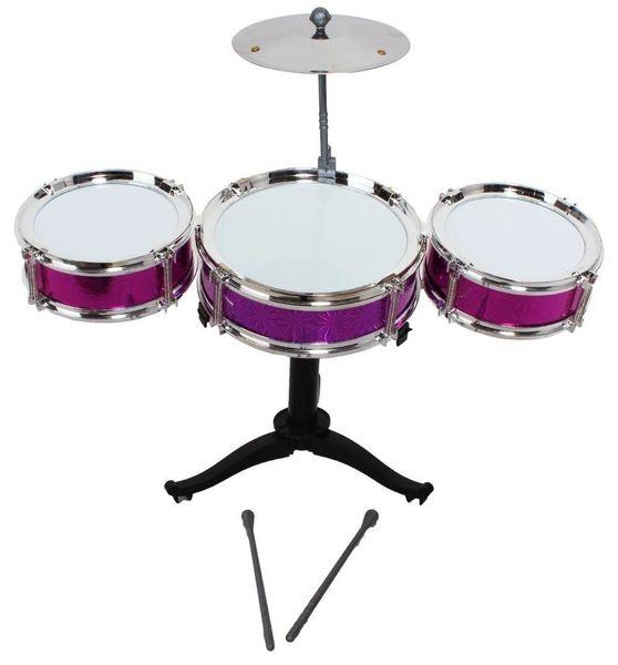 Musical Jazz Drum Set Toy