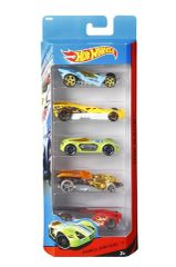 Hot Wheels Car 5 Gift Pack