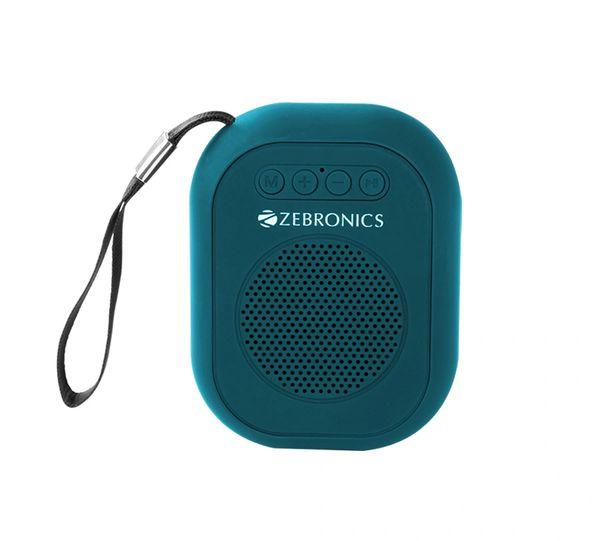 Zebronics SAGA Portable Bluetooth wireless speaker