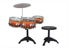 Jazz Drum Set with Chair Toy