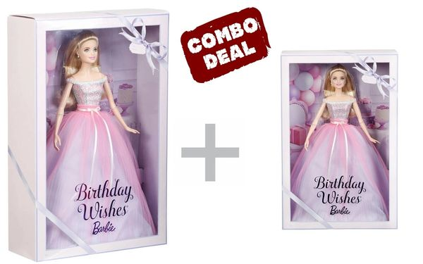 Barbie Doll Toy Combo pack(2 Pack)