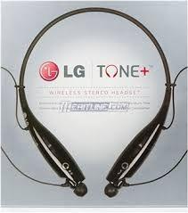 Lg Tone Pro Hbs-750 Bluetooth Headset