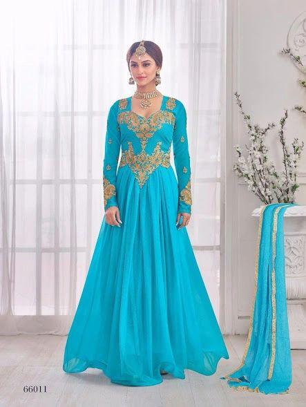 Designer Gown By ZARA