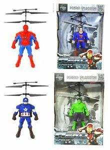 Flying Avengers Hero Induction Control helicopter