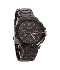 Rosra Black Analog Watch