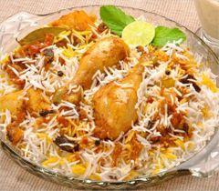 Chicken Biryani (Chennai)
