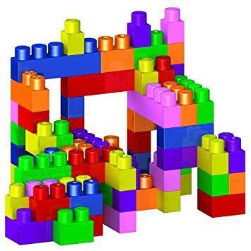 Funny Bricks and Blocks Set