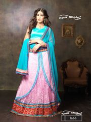 LEHENGA CHOLI By SHARA