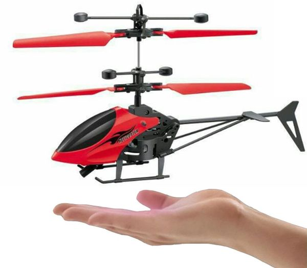 Sensor Flying Helicopter with charger