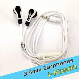 I-Koson Earphones with Microphone