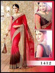 Designer Wedding Wear Saree By ARADHANA