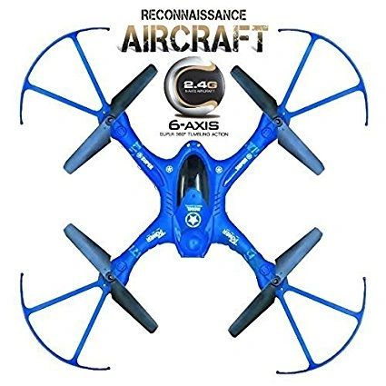 QY66 D1 Drone - 6 Axis Gyro RC Quadcopter - No camera