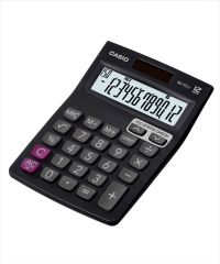Casio MJ-12SA Desktop Calculator -Black