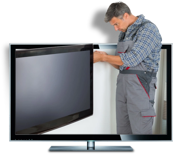 LED TV Installation Uninstall Repair Services