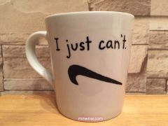 I Just Can't Coffee Mug