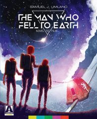 Man Who Fell To Earth Book