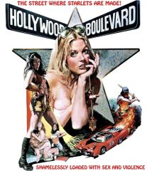 Hollywood Boulevard Blu-Ray