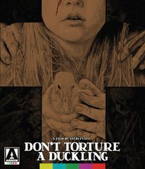 Don't Torture A Duckling Blu-Ray/DVD