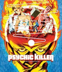 Psychic Killer Blu-Ray/DVD