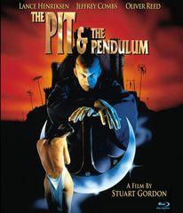 Pit And The Pendulum Blu-Ray