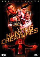 Hunting Creatures DVD