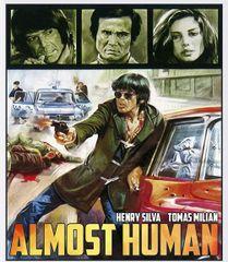 Almost Human Blu-Ray