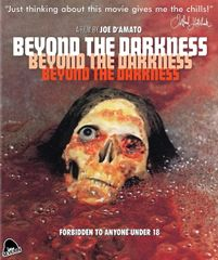 Beyond The Darkness Blu-Ray/CD