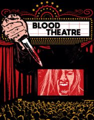 Blood Theatre / The Visitants Blu-Ray/DVD