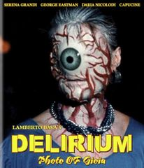 Delirium Blu-Ray