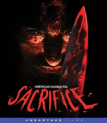 American Guinea Pig: Sacrifice Blu-Ray