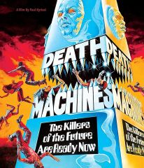 Death Machines Blu-Ray/DVD