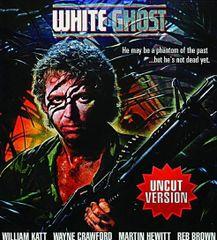 White Ghost Blu-Ray