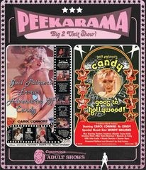 Erotic Adventures Of Candy / Candy Goes To Hollywood Blu-Ray