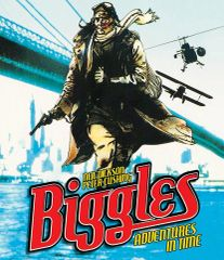Biggles: Adventures In Time Blu-Ray