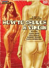 How To Seduce A Virgin DVD