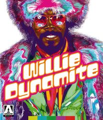 Willie Dynamite Blu-Ray