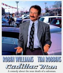 Cadillac Man Blu-Ray