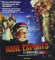 Rare Exports: A Christmas Tale Blu-Ray