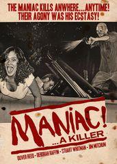 Maniac ...A Killer (aka Assault In Paradise) DVD