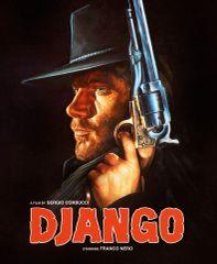 Django (Limited Edition) Blu-Ray Steelbook